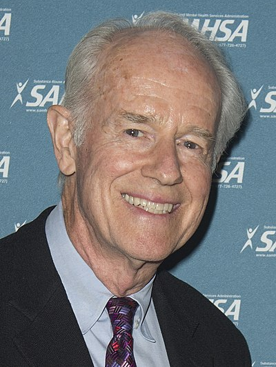 Mike Farrell, American actor