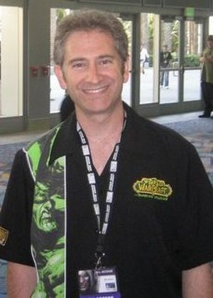 Michael Morhaime - Morhaime at BlizzCon 2007