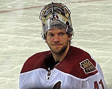 mike smith goalie