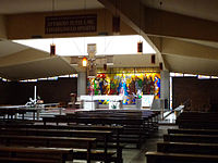 Milano chiesa Santo Spirito vista interna.JPG
