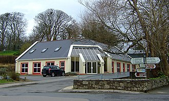Milford, County Donegal - Image: Milford Health Centre geograph.org.uk 1194081
