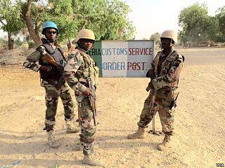 Boko Haram insurgency conflict in Nigeria