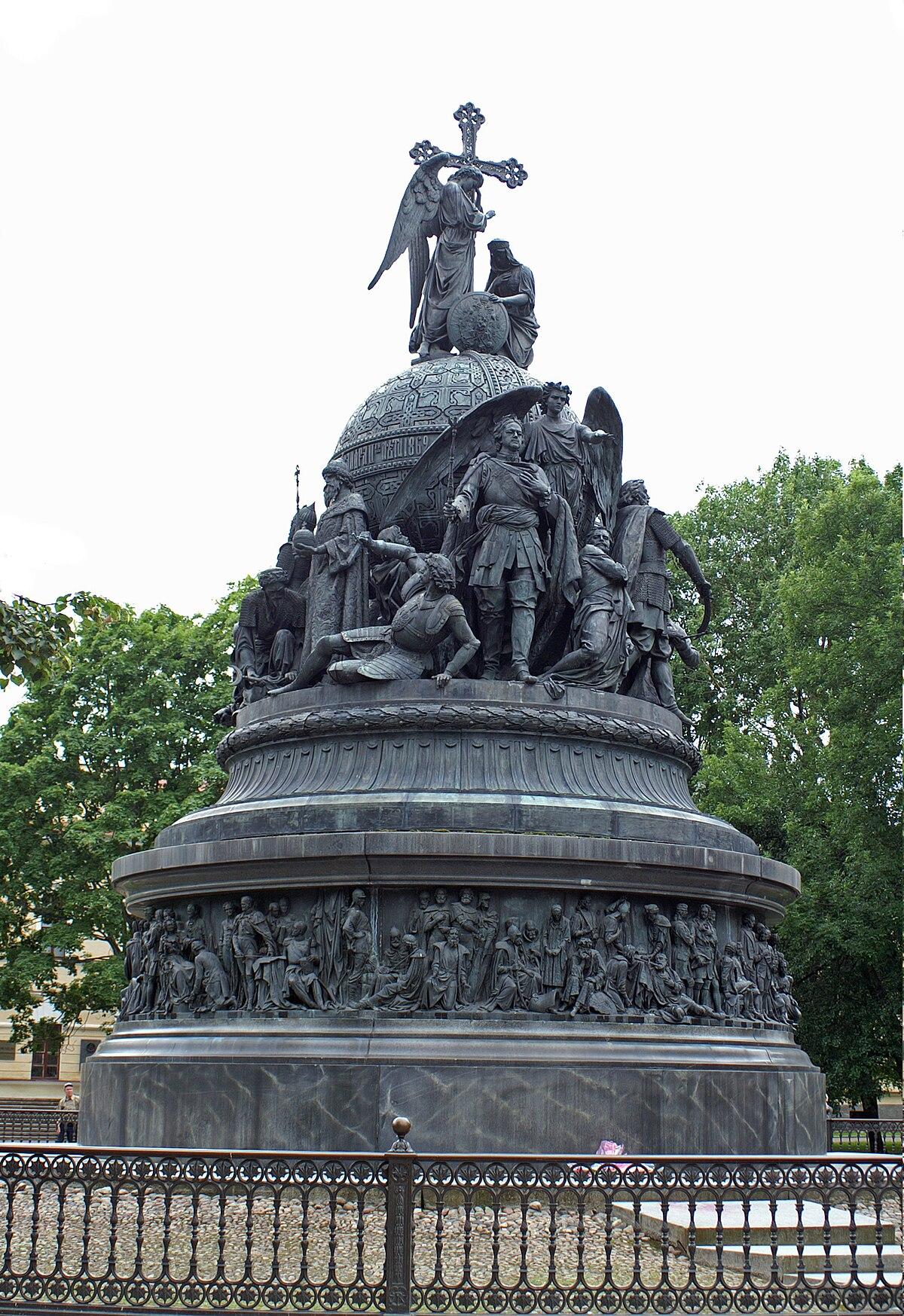 Historia de Rusia - Wikipedia, la enciclopedia libre