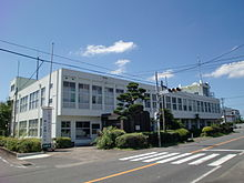 Minamisatsuma City office Kinpo Branch.JPG