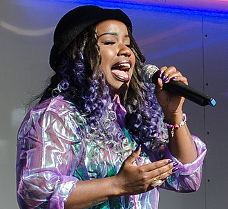Misha B - Misha B at the Scottish Afro-Caribbean Carnival 2014