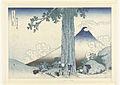 Mishima bergpas in de provincie Kai-Rijksmuseum RP-P-1956-734.jpeg