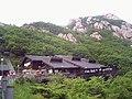 Misiryeong ridge resting place - panoramio.jpg