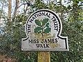 Miss James' Walk NT sign.jpg