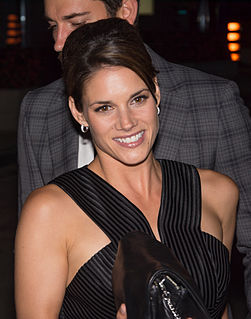 Missy Peregrym Canadian actress and former fashion model