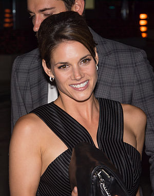 Missy Peregrym - Peregrym at the 2014 Toronto International Film Festival
