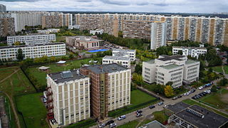 Mitino District District in Moscow, Russia