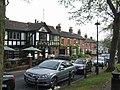 Mitre Inn and Mitre Terrace, Lower Green, Tettenhall - geograph.org.uk - 409146.jpg