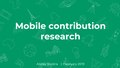 Mobile contribution research report Public.pdf