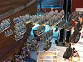 Model Chinese ships, Maritime Experiential Museum & Aquarium - 20111006.jpg