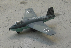 Model Messerschmitt Me 263 V1