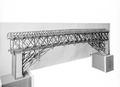 Modell der Russeinbrücke, Kt. Graubünden - CH-BAR - 3241832.tif