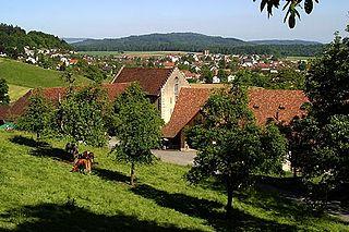 Place in Aargau, Switzerland