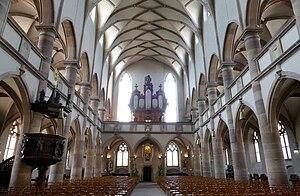 Jesuit Church, Molsheim - Image: Molsheim 05
