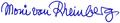 Moni van Rheinberg Signatur.png