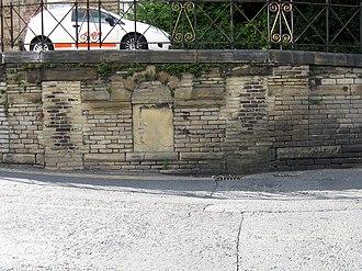 Eccleshill, West Yorkshire - The Monkey Bridge