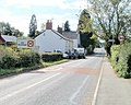 Monmouth Road enters Usk from the NE - geograph.org.uk - 2094064.jpg