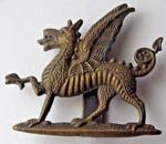 Monmouthshire Regiment cap badge.png