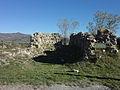 Montfort (Alpes-de-Haute-Provence), ruines de la chapelle Sainte-Madeleine.jpg