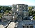 Montmajour,monastère St Maur08,vue globale.JPG