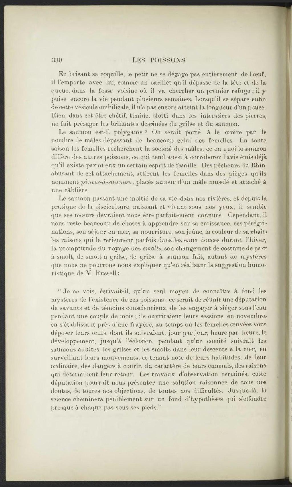 Pagemontpetit Poissons Deau Douce Du Canada 1897pdf356