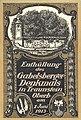 Monument gabelsberger postcard sketch 1913 revealment.jpg