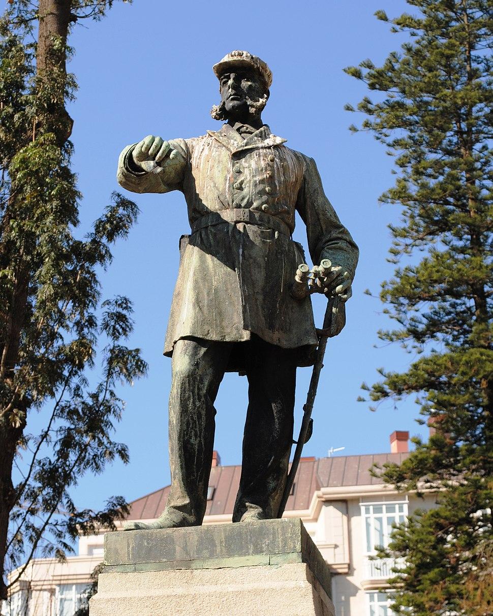 Monumento a Méndez Núñez, Vigo