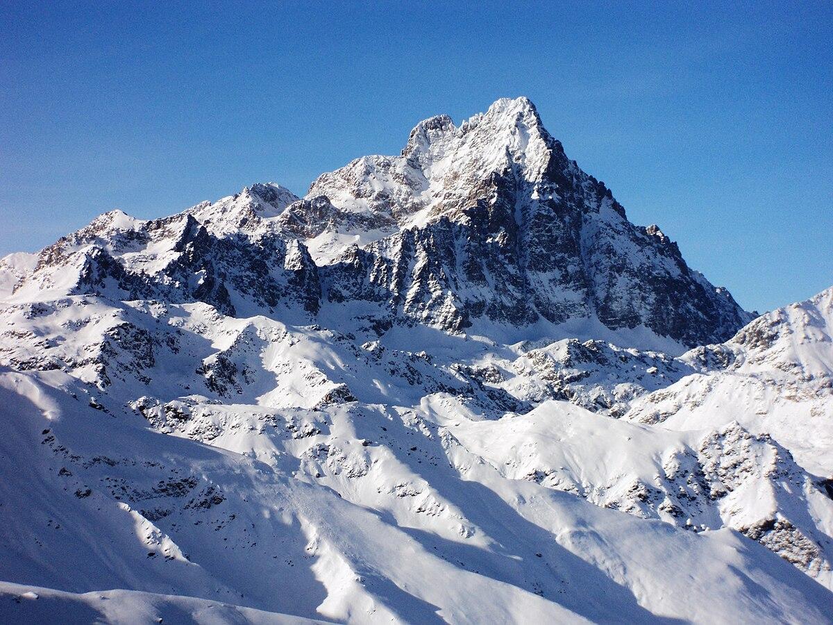 Gruppo del monviso wikipedia - Immagini da colorare delle montagne ...