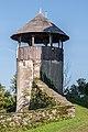 Moosburg Schloss Rundturm 29082017 5445.jpg