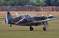Morane D-3801 J-143 Taking off (5921788053).jpg