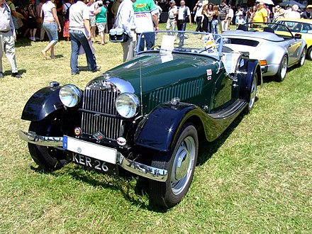 Morgan Motor Company - Wikiwand