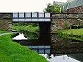 Morning reflections at Polwarth - geograph.org.uk - 534237.jpg