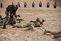 Moroccans provide training for neighboring militaries in Africa during Flintlock 20 (50110396998).jpg