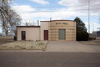 Morton, Texas - City Hall
