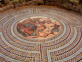 Mosaic of Theseus