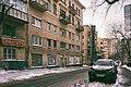 Moscow, 2nd Truzhenikov Lane, demolished 1920s block (24998505576).jpg