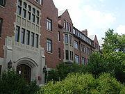 Mosher-Jordan Residence Hall