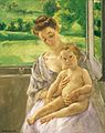 Mother and Child in the Conservatory by Cassatt NOMA.jpg
