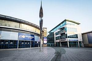 Motorpoint Arena Nottingham - Image: Motorpoint Arena Nottingham for web