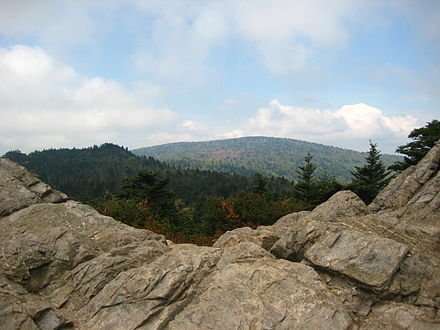 Mount Rogers Mount Rogers National Recreation Area.jpg