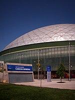 Estadio cubierto