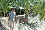 Mr. Thien at his duck farm in Can Tho (14263309463).jpg