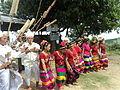 Mro indigenous 'Plung' (Flute) & dance, ChimBuk, BandarBan © Biplob Rahman-1.JPG
