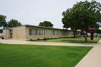 Sacred Heart Catholic School (Muenster, Texas) - Sacred Heart High School