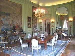 Musée Nissim de Camondo - Image: Musée Nissim de Camondo Dining Room