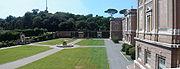 Musei vaticani - giardini 01102-3.JPG